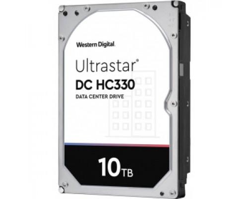 Жесткий диск 10Tb SATA-III Western Digital Ultrastar DC HC330 (WUS721010ALE6L4)