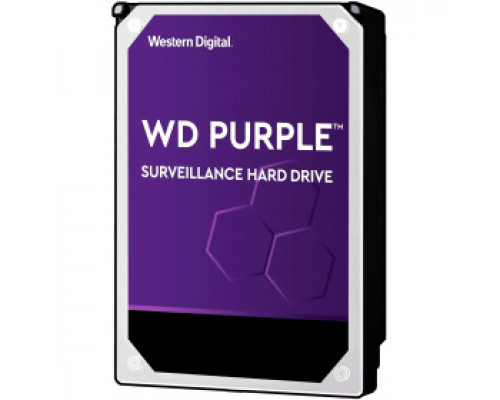 Жёсткий диск 14Tb SATA-III Western Digital Purple (WD140PURZ)