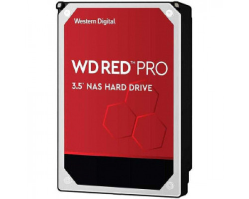 Жесткий диск 10Tb SATA-III Western Digital Red Pro (WD102KFBX)
