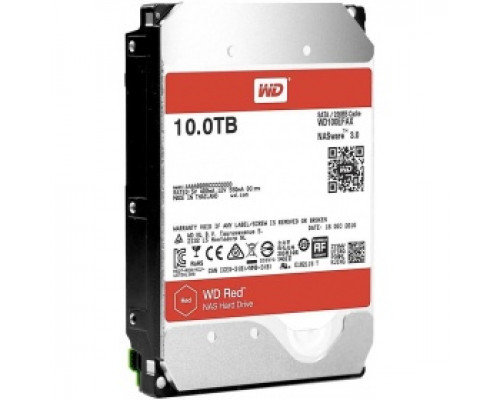 Жесткий диск 10Tb SATA-III Western Digital Red (WD100EFAX)