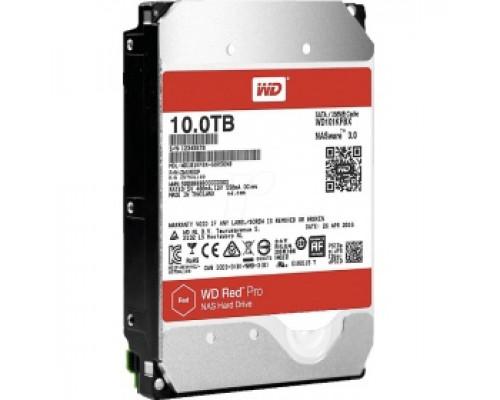Жесткий диск 10Tb SATA-III Western Digital Red Pro (WD101KFBX)