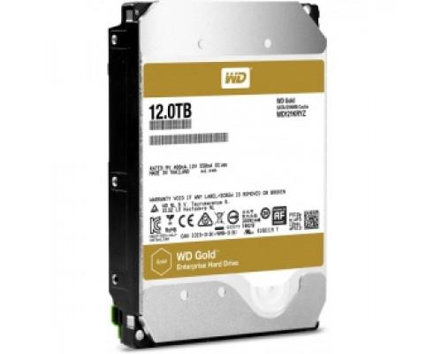Жесткий диск 12Tb SATA-III Western Digital Gold (WD121KRYZ)