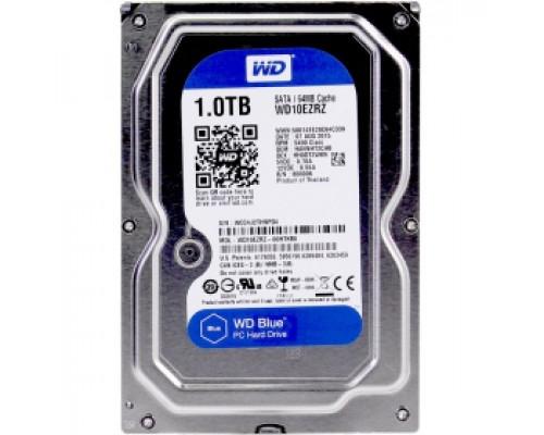 Жёсткий диск 1Tb SATA-III Western Digital Blue (WD10EZRZ)