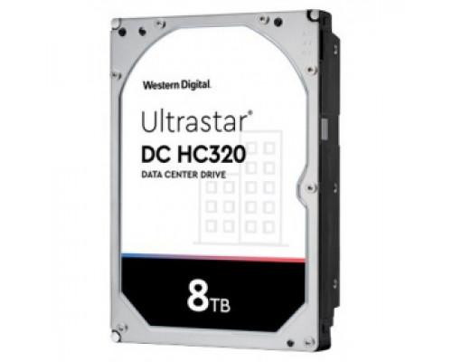 Жёсткий диск 8Tb SATA-III Western Digital (HGST) Ultrastar DC HC320 (0B36404)